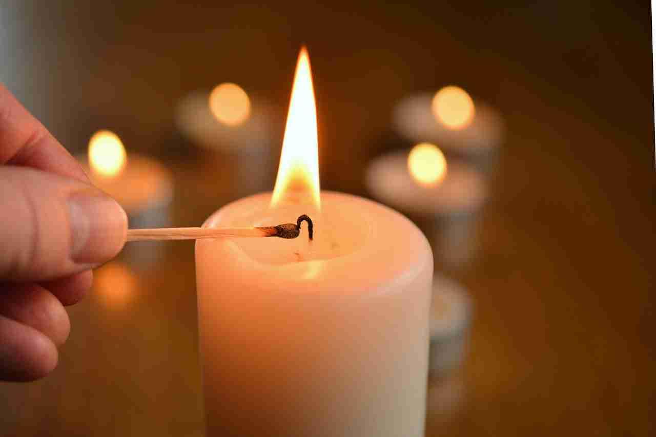 Un poco de historia de las velas artesanales