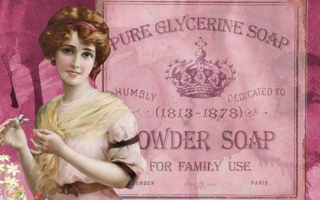 ¿Desde cuando nos lavamos con jabón?