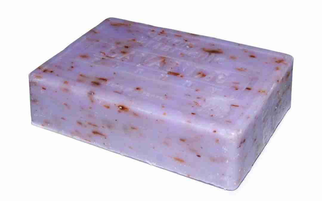 Jabón de Lavanda, Cera de Abeja y Leche de Cabra
